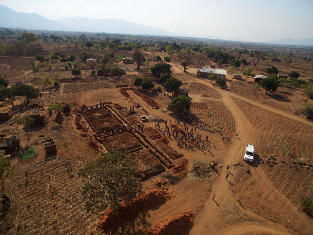 Hope for the Future Elementary School, Kachere, Malawi