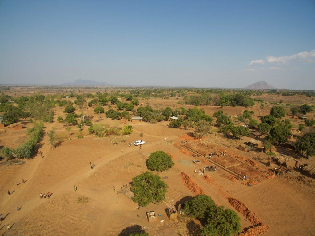 Hope for the Future Elementary School, Kachere, Malawi