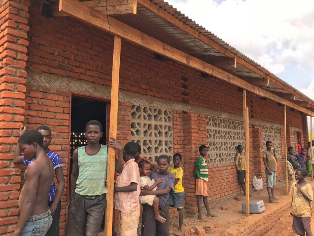 Hope for the Future Elementary, Kachere, Malawi