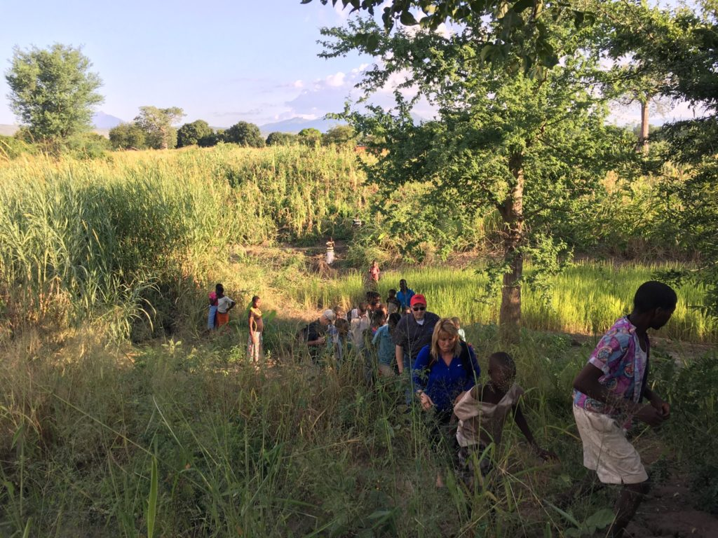 Hope for the Future Malawi ministry 2016